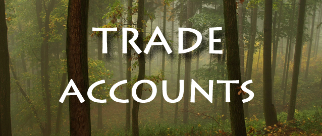 Trade Account For Outdoor Organisations