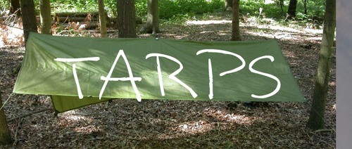 Tarps For Forest Schools