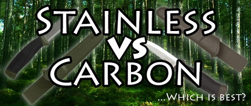 Carbon Vs Stainless Steel Knives | Which is Best?